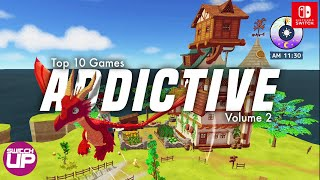 Most Addictive Top Nintendo Switch Games: Volume 2