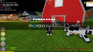 Roblox Welcome to Farmtown! What to do with Cotton!