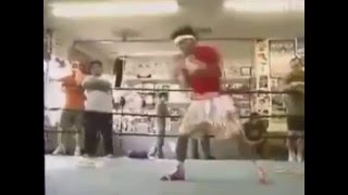 Manny Pacquiao insane speed shadow boxing HD RAR