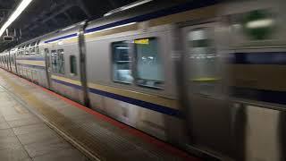 E235系1000番台F-09+J-11横浜駅発車