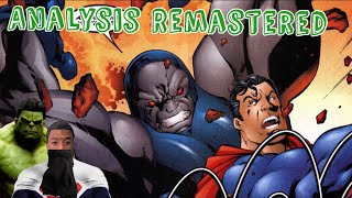 Superman vs Darkseid   Apokalips Now   Full Analysis Remastered