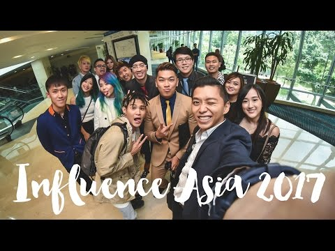 Influence Asia 2017 in 40 Minutes