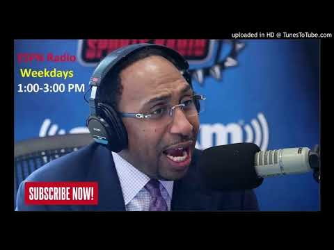 Stephen A.Smith Reacts To LaVar Ball's Threatening The Lakers & More