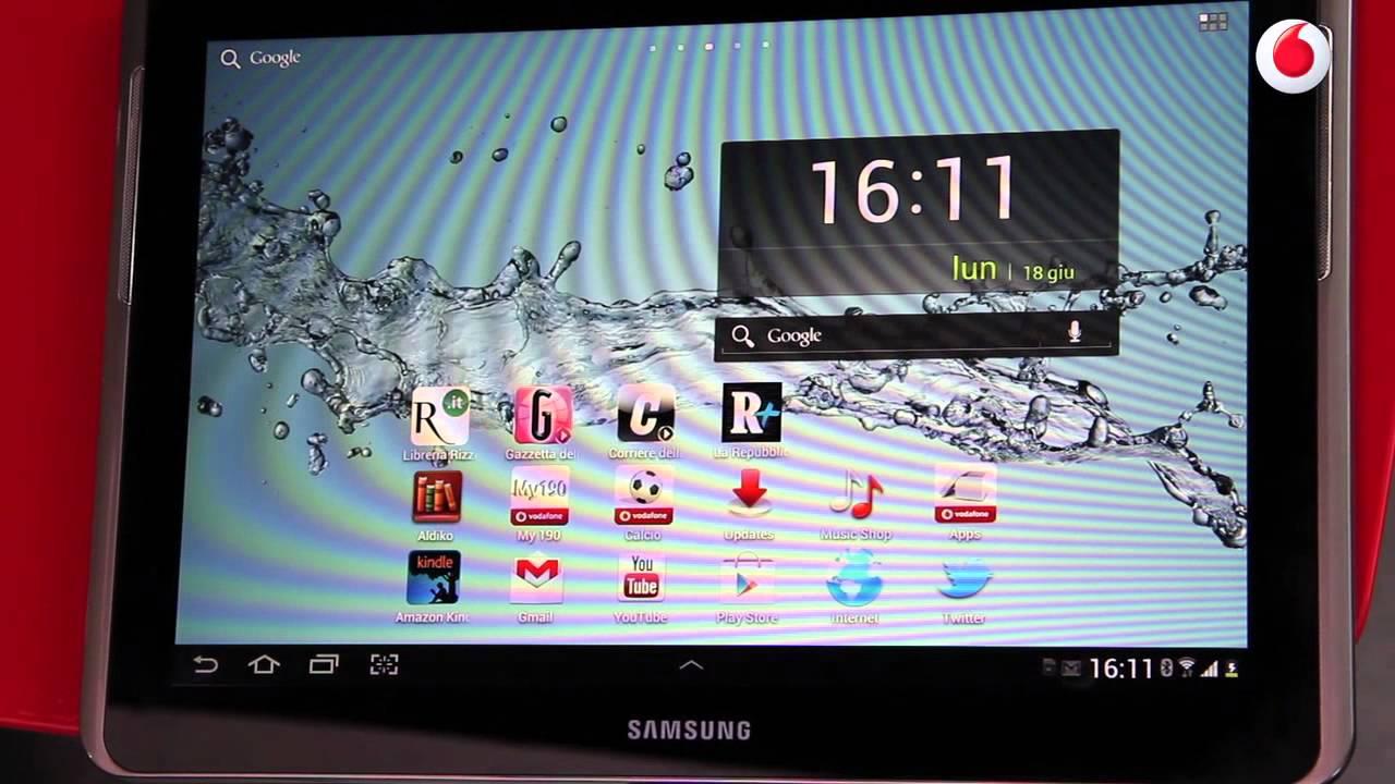 Come faccio a aggiornare firmware Samsung Galaxy Tab 2 10 1