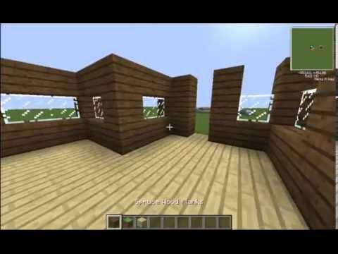 Minecraft tutorial como hacer tu casa bonita en minecraft - Crear tu casa ...