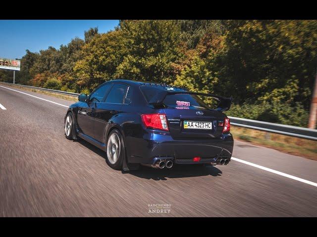 Тест-драйв Subaru WRX STI (PRO100Drive)