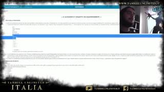 Annuncio ufficiale Community italiana Tamriel Unlimited IT