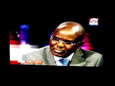 BBC host interviews Nigeria's chief of Army staff,Lt gen Buratai on HardTalk.