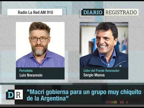 Macri gobierna para un grupo muy chiquito de la Argentina