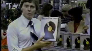 The Record Vacuum By Ronco (Commercial, 1978)