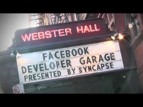 Facebook Developer Garage New York