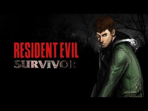Resident Evil: Survivor - Ark Thompson