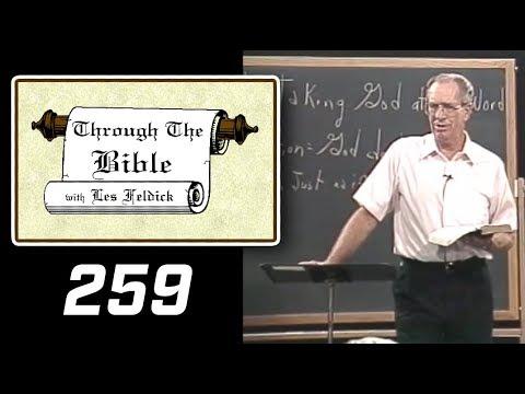 [ 259 ] Les Feldick [ Book 22 - Lesson 2 - Part 3 ]  Romans 6:1-14  a