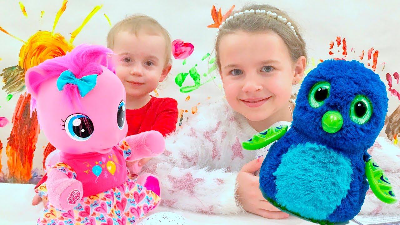 Подарки для детей видео