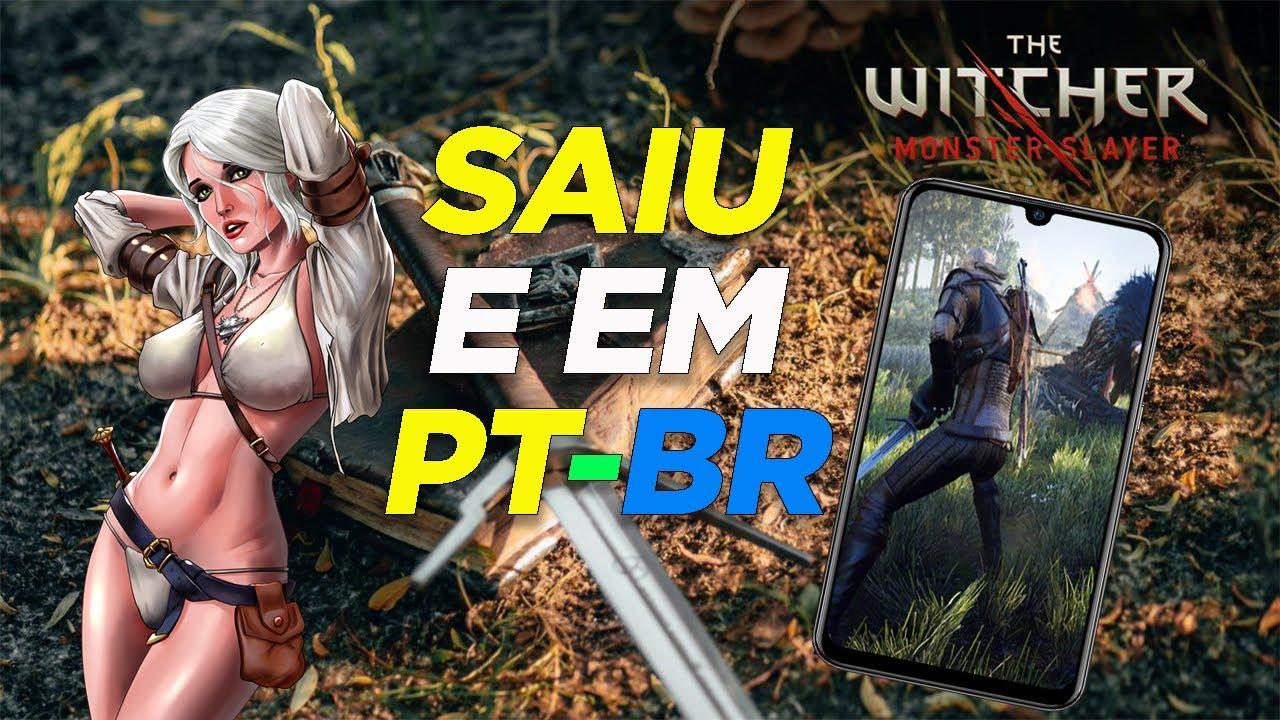 Conheça The Witcher: Monster Slayer
