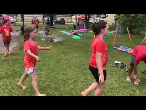 Ruby Wise Elementary School Field Day 4th Grade May 12, 2017
