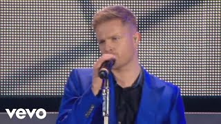Westlife - If I Let You Go (The Farewell Tour) (Live at Croke Park, 2012)