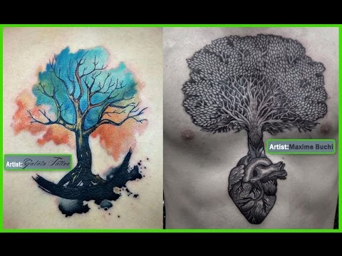 Best Tree Tattoos Ideas