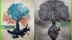 Best Tree Tattoos