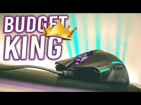 Best Budget Gaming Mouse 2019 – Cooler Master CM310 Review