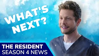 Hey, guys! less than three months after the third season wrapped up on television, fox officially renews their popular medical drama series resident for ...
