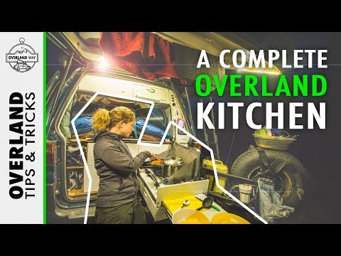 Cooking Healthy + Delicious on The Road | OVERLAND TIPS & TRICKS