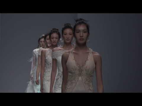 Shenzhen Fashion Week 2017 -Anny Lin scene