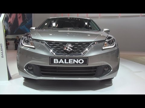 Suzuki Baleno . DualJet Pack Hybrid () Exterior and Interior