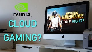 Turning A Mac Into A GAMING PC With Geforce NOW Part 2