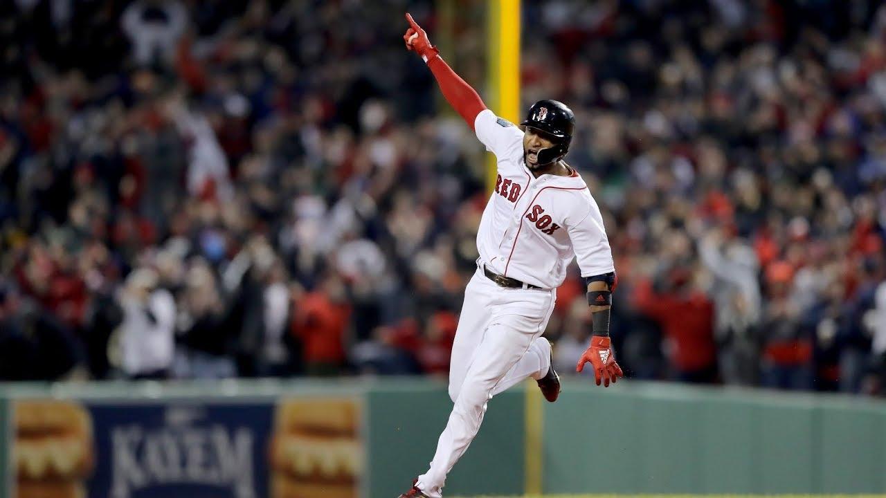 La Dodgers Vs Boston Red Sox World Series Game 1