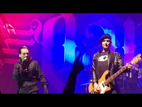 THE DAMNED  Glasgow o2 Academy 28th January 2018  New Rose