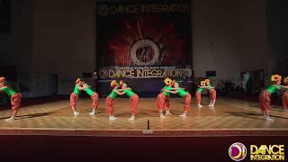 Dance Integration 2014 - Эстрадный танец, дети (7-9 лет), группа(Россия, Республика Коми, Dance Integration 2014 - конкурс по современной, народной и эстрадной хореографии 20 декабря..., 2015-01-03T01:22:26.000Z)
