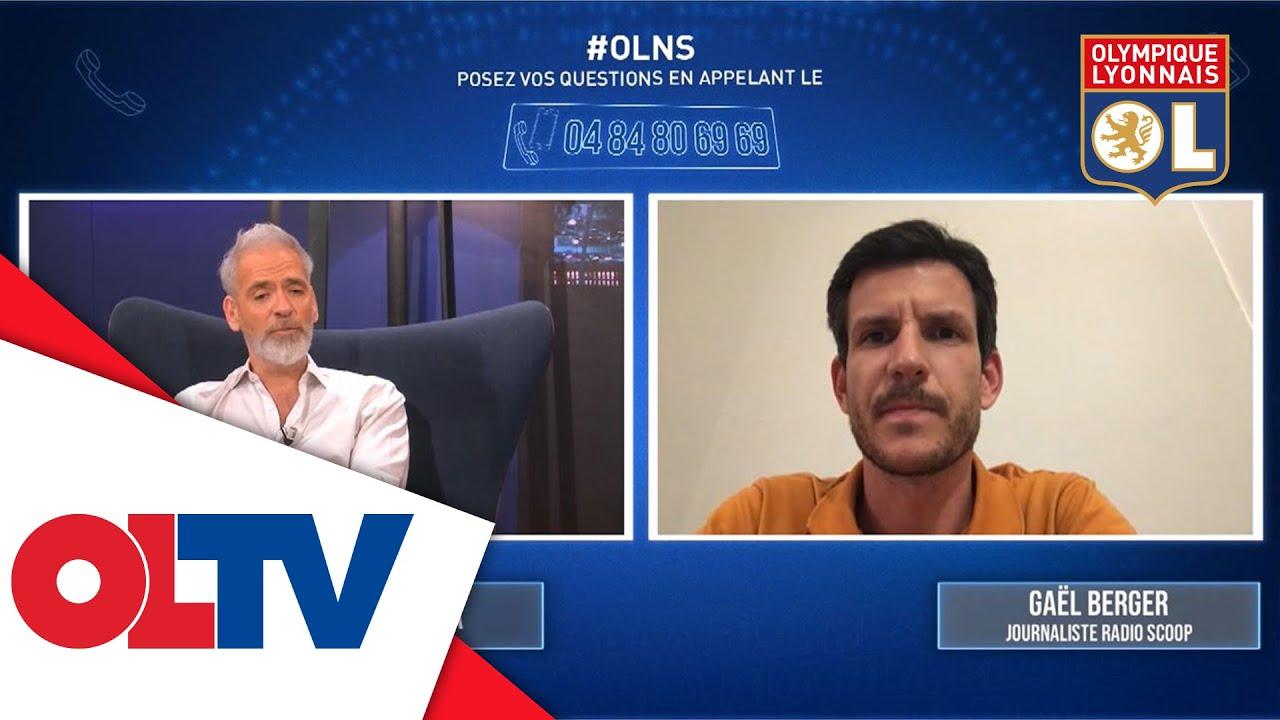 Extrait OLNS avec Gaël Berger   Olympique Lyonnais