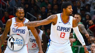 Jaime Maggio on Paul George's Redemption; Kawhi's Clippers Future