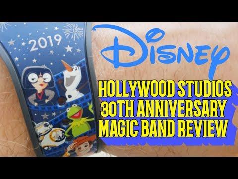 NEW SOLD OUT! Disney Hollywood Studios 30th Anniversary Magicband Magic Band 2