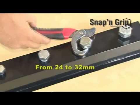 универсальный ключ Snap N Grip