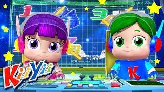 детские песни   1, 2 - обувь моя   KiiYii   мультфильмы для детей