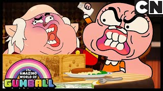 Don't Ask Anais To Pass The Salt | The Master | Gumball | Cartoon Network
