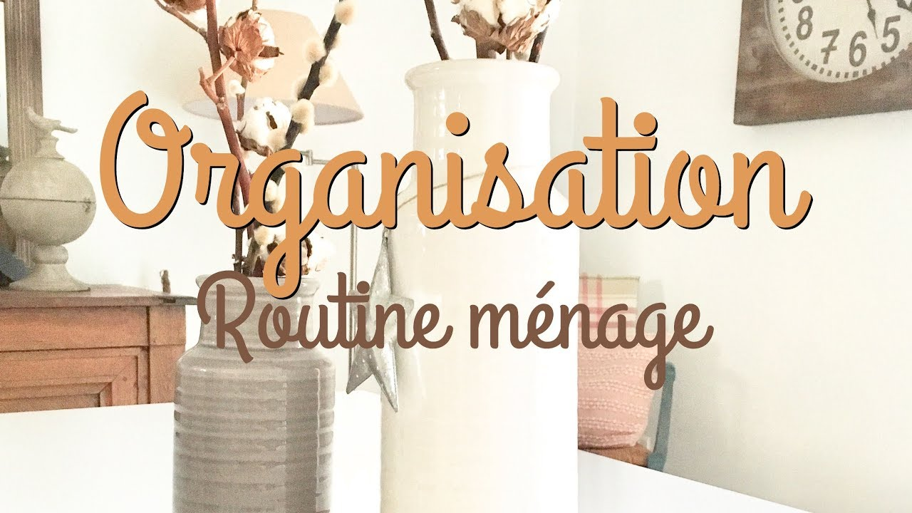 Organisation maison routine m nage du salon youtube for Menage salon