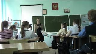"""Фрагмент урока по УМК """"Английский в фокусе"""" 5 класс, тема """"Магазины и товары"""", учитель Давыдова А.В."""