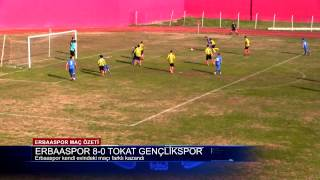 Erbaaspor 8-0 Tokat Gençlikspor Maç Özeti