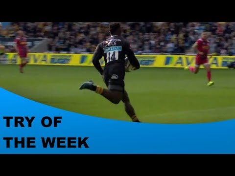Citizen Try of the Week - Round 3- Nowell, Walker, Woodburn, Malouf & Wade