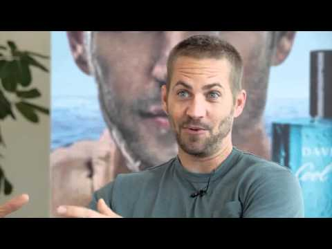 Paul Walker Interview at Davidoff Cool Water Event in Malibu