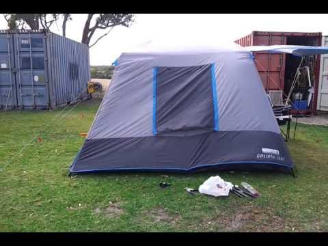 Wanderer goliath tent