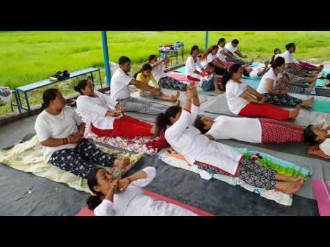 yoga in nepal manamaiju basukinag yoga group.