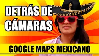 DETRÁS DE CÁMARAS: Si Google Maps Fuera Mexicano | QueParió! ft. Hey Brown! Free HD Video