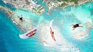 Craziest holiday: Skydiving with a Coconut in Guadeloupe | Soul Flyers
