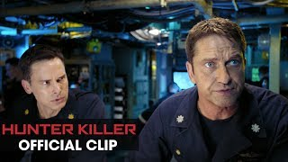 "Hunter Killer (2018 Movie) Clip ""Evasion"" – Gerard Butler, Gary Oldman, Common"