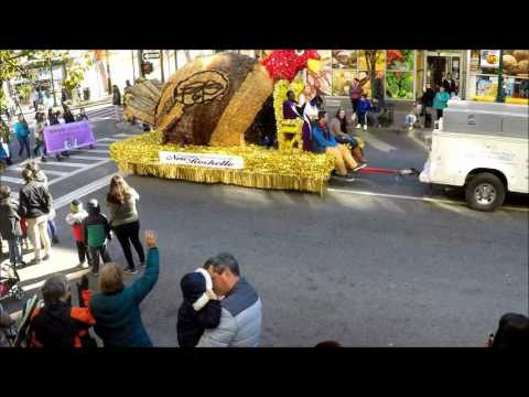 New Rochelle 2015 Thanksgiving Parade