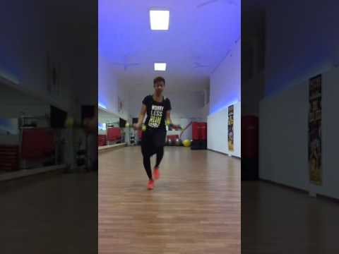 Dance Toning with Dina B. - We don't talk anymore